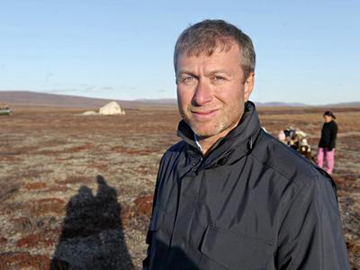 Abramovich to run for Chukotka legislative body again