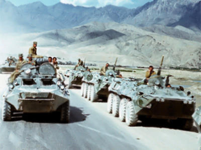 Afghanistan: war on demand