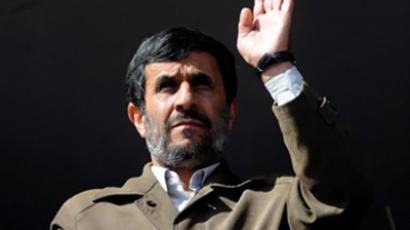 Mahmoud Ahmadinejad (AFP Photo / ISNA / Alireza Sotakbar)