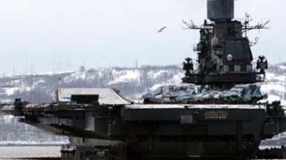 Just in case? Russian fleet to reach Syria in December