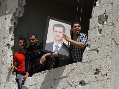 Washington's road to Iran goes through Syria (Op-Ed)