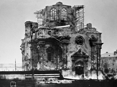 Attacks on church pre-revolution reminder - Patriarch