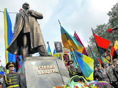 Bandera: Ukraine's national hero or traitor?