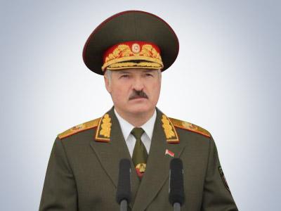 Belarusian President Aleksandr Lukashenko