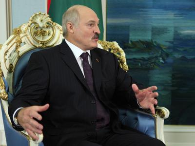 Belarusian President Alexander Lukashenko (RIA Novosti / Sergey Mamontov)