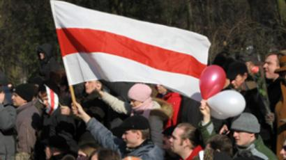 "Belarusian opposition march to elections ""in different columns"""