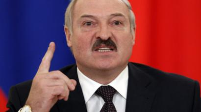 Russian arms chief promises support to sanctions-ridden Belarus