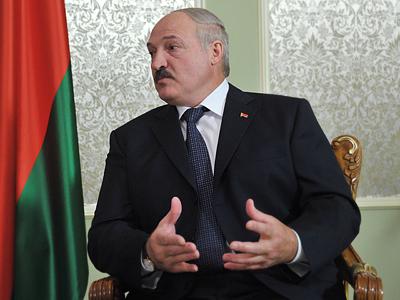 Belarusian President Alexander Lukashenko (RIA Novosti  / Aleksey Nikolskyi)