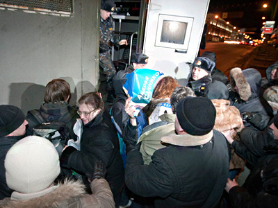 Minsk eases charges against arrested Russians