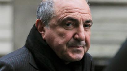 Berezovsky wants Resurrection in Russia