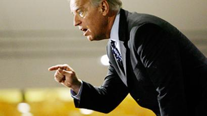 Biden pitches democracy with Russia's rights activists