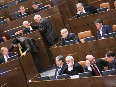 The Federation Council (RIA Novosti / Ruslan Krivobok)
