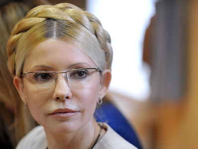 Tymoshenko blasts forthcoming Ukrainian poll as illegitimate