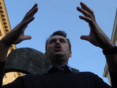 Alexey Navalny (RIA Novosti / Grigory Syisoev)