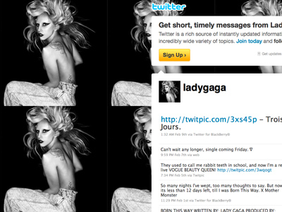 From Lady Gaga to the Kremlin, blogging is king