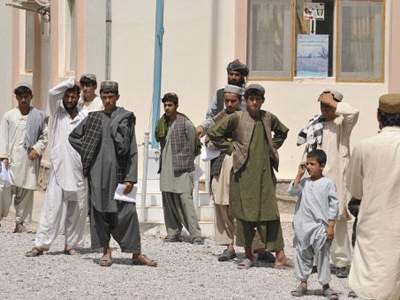 The uppermost concern is the impact of Afghanistan on the states in the Central Asian region, the CSTO leadership says (AFP Photo / Romeo Gacad)