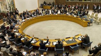 UN Security Council  (AFP Photo / Eskinder Debebe)
