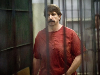 Viktor Bout's legal battle takes Bangkok bounce