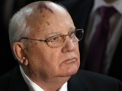 "Former dissident seeks Gorbachev's arrest over ""Soviet-era crimes"""