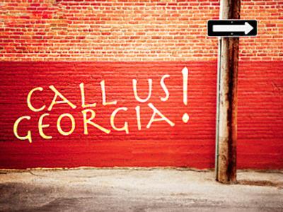 Call us like a US state, says Georgia