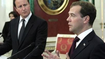 'UK has nothing to be optimistic about'