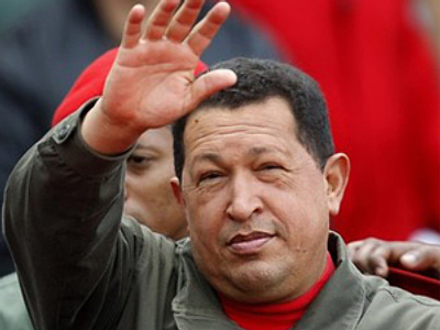 Chavez determined to get second chance at life presidency