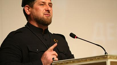 Leader of the Chechen Republic Ramzan Kadyrov. (RIA Novosti / Said Tzarnaev)