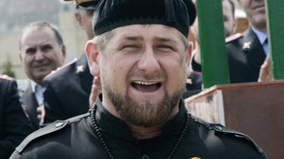 Head of the Chechen Republic Ramzan Kadyrov (RIA Novosti / Said Tzarnaev)