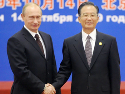 China and Russia: Allies of circumstance