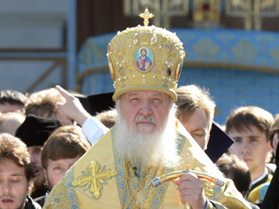 'Orthodox Church beset by concerted attack' – Patriarch Kirill
