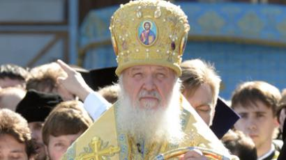 Patriarch Kirill of Moscow and All Russia (RIA Novosti/Sergey Pyatakov)