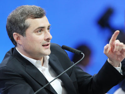 First Deputy Head of the Presidential Executive Office Vladislav Surkov (RIA Novosti / Sergey Mamontov)