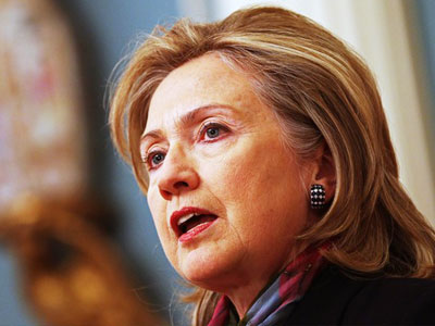 Clinton apologizes to Turkey for cables published by WikiLeaks