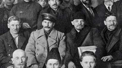 Deputies of the 8th Congress of the Russian Communist Party of Bolsheviks. (RIA Novosti)