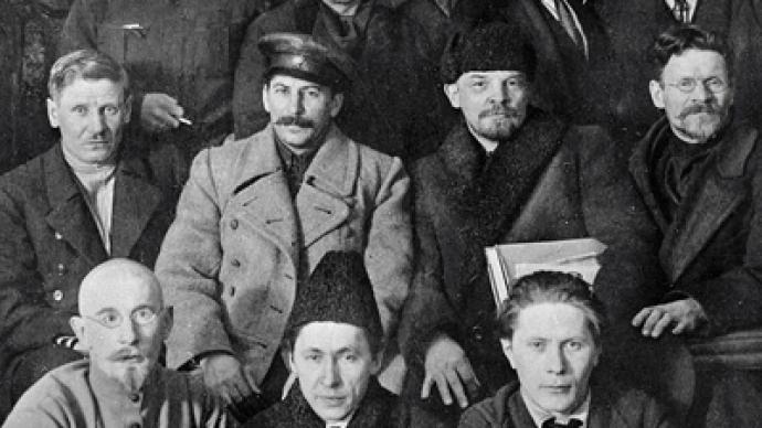 Communist leader defends bolsheviks from putin s treason charges