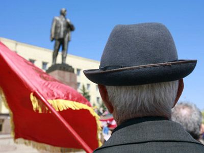 Communists want Stolen Motherland back