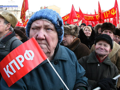 Dissent in Communist Party: Zyuganov threatened with ouster