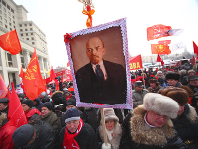 Red TV: Communists to launch their own channel