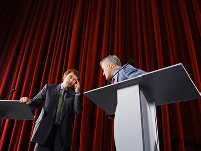 Russia's Communist Party suggests a bill making election campaign TV debates obligatory