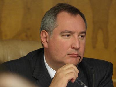 Deputy Prime Minister Dmitry Rogozin (RIA Novosti / Sergey Mamontov)