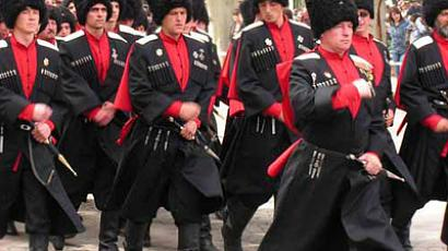 Kuban Cossacks set to staff proposed 'anti-immigration patrols'(Image from pohodd.ru)