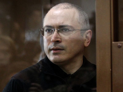 Top court confirms appeal into Khodorkovsky case