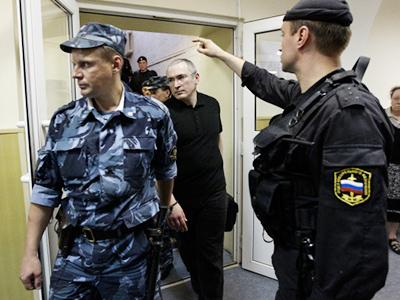 Michail Khodorkovsky (RIA Novosti / Valery Melnikov)