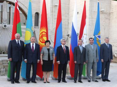 CSTO to examine NATO experience