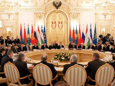 CSTO talks tough on NATO