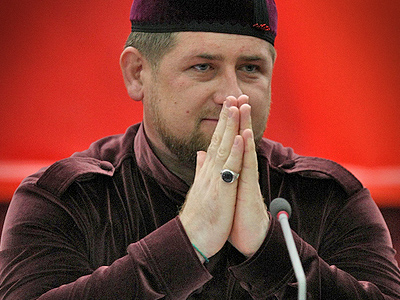 Chechnya's current leader among nominees to head the republic
