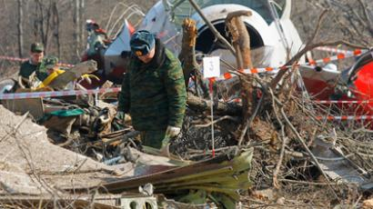 """No argument"" from Russian Transport Minister over crash findings"