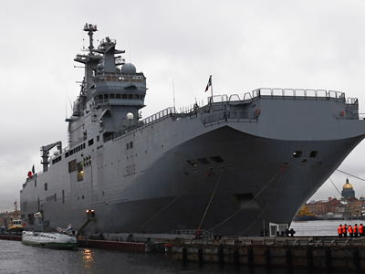 $4bn hole revealed in Russia's defense spending