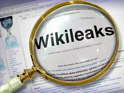 "WikiLeaks reports on Putin's wealth ""nonsense"" - spokesman"
