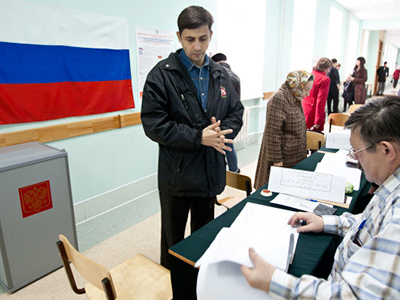 Russian Election Commission unwilling to be taught democracy by foreign observers
